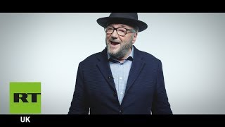 GEORGE GALLOWAY COMPARES UK/US SPECIAL RELATIONSHIP TO LEWINSKY & CLINTON
