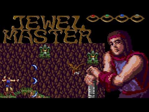 Jewel Master (MD) | Playthrough