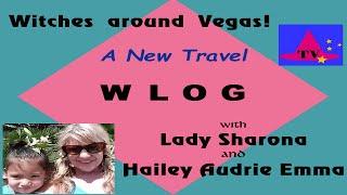Witches around Vegas: PILOT Paradise Road