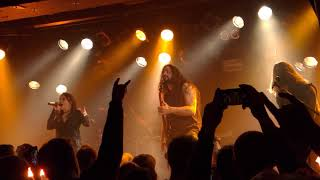 Beyond the Black - Through the Mirror (HD) Live at John Dee,Oslo,Norway 08.11.2019