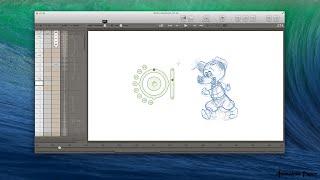Dies ist Animation Papier