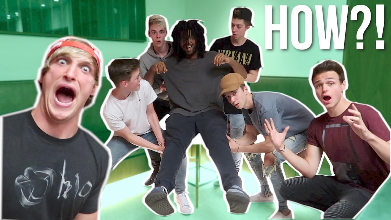 $1,000,000 IF YOU CAN EXPLAIN THIS  (Finger-Lift Challenge)