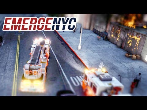 EmergeNYC  0.6.6B - 3 Calls for the price of one - Alpha Gameplay