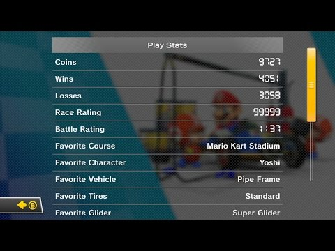 Mario Kart 8: Finally learned to VR hack