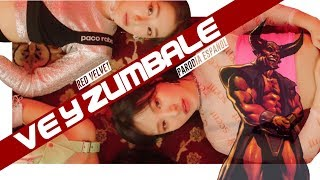 Download The Capoper's Generation / Red Velvet - Ve Y Zúmbale feat. Satan (Parodia de Zimzalabim)