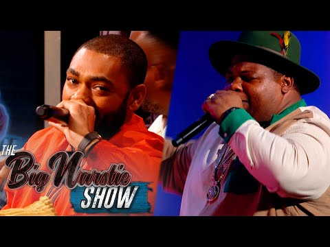 Big Narstie & Kano Shut Down The Big Narstie Show! Extended Version | The Big Narstie Show