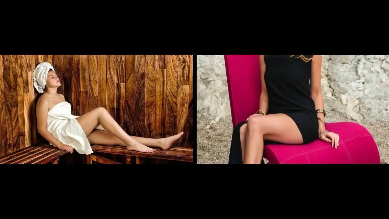 Nude Hot Brunette