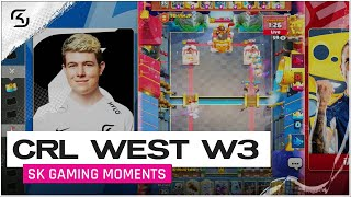 CRL West 2020 Week 3 | SK Gaming vs Team Queso | Moments
