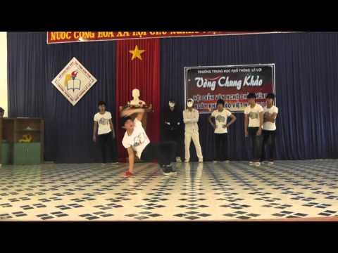 BreakDance - 12B5 Trường THPT Lê Lợi KonTum 2012- 2013