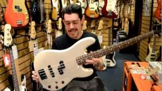 Fender - Duff McKagan P Bass Demo at GAK
