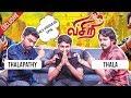 தல தான்டா பெருசு! தளபதி தான்டா பெருசு! Visiri Movie Heroes Exclusive Interview With Nettv4u!#Visiri