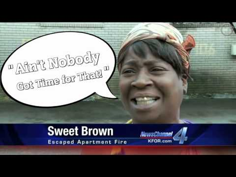 Sweet Brown  Aint Nobody Got Time for That Autotune Remix 10 HOURS LOOP VERSION