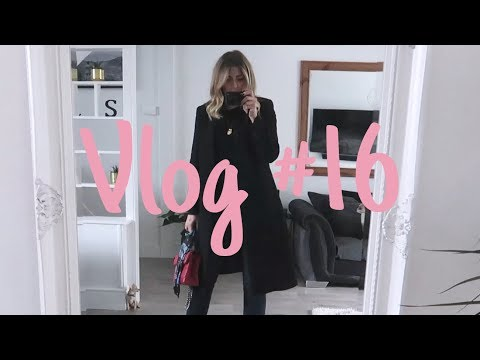 Vlog #16 | What I Wore, Sofa Shopping & Bean Has Surgery 😢