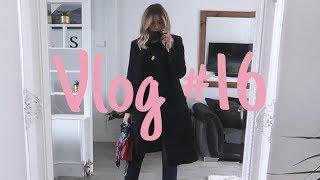 Vlog #16 | What I Wore, Sofa Shopping & Bean Has Surgery 😢