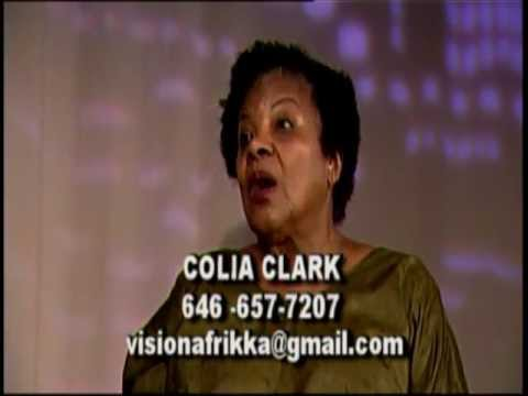 Colia Clark   09 08 11 Air date