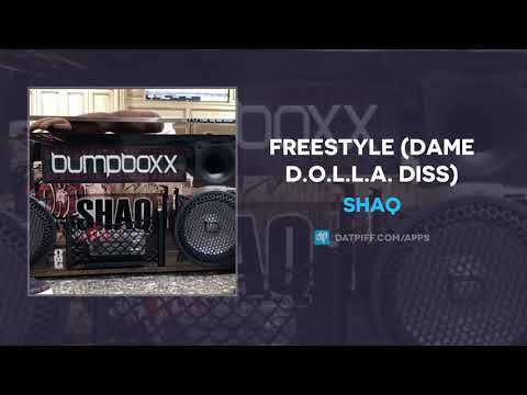 Shaq - Freestyle (Damian Lillard Diss) (AUDIO)