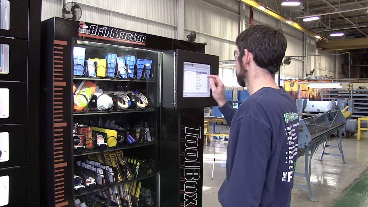 Cribmaster Toolbox Secure Storage Flexible Dispensing