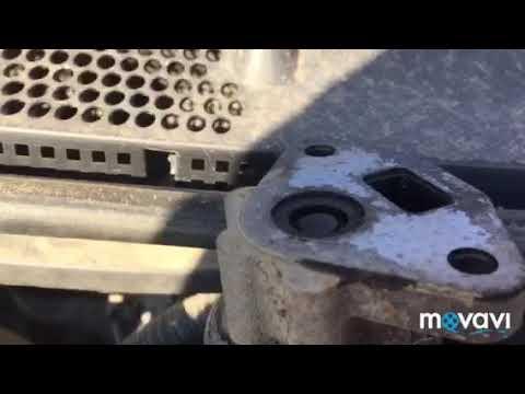 Чистка клапана ЕГР Хонда Фит GD-1