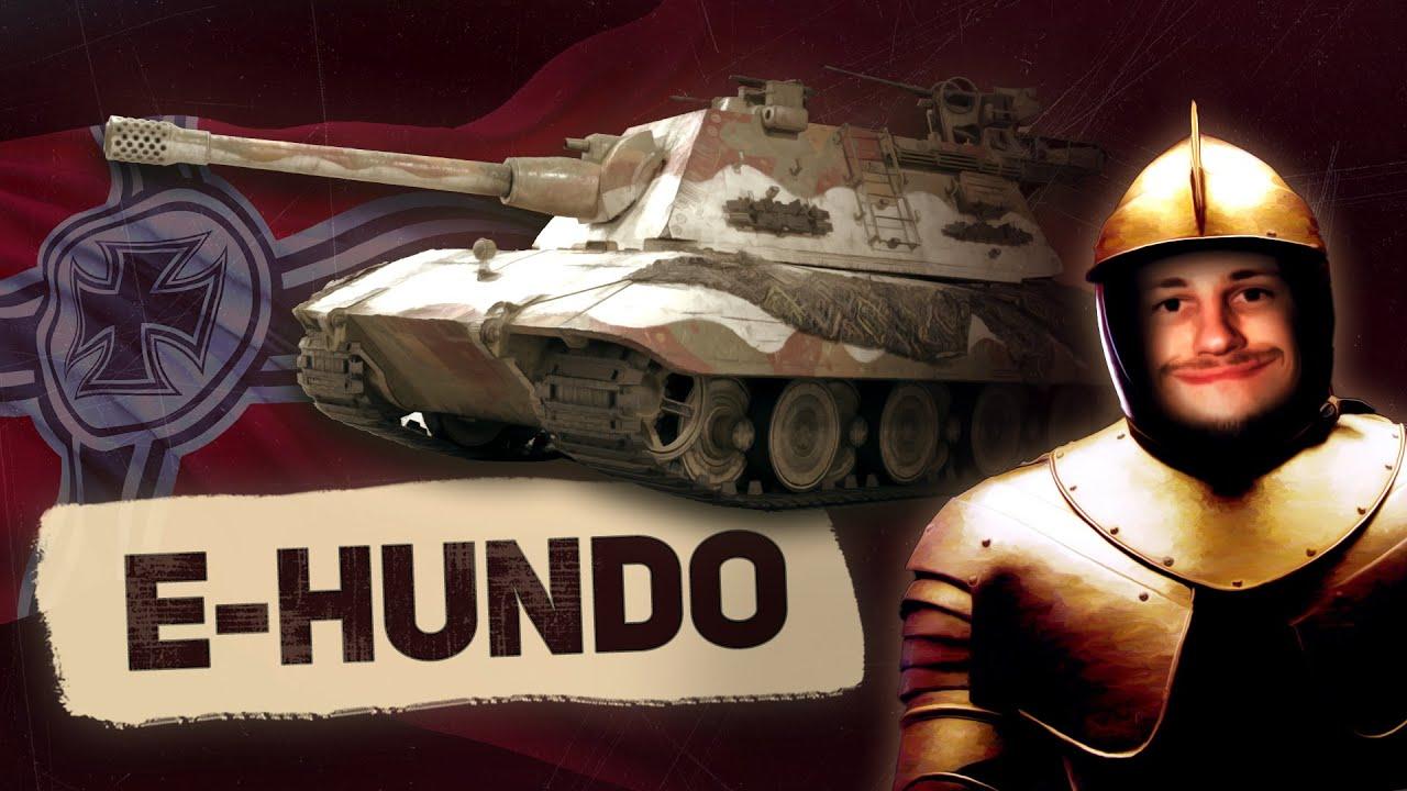 E-100: Geil, aber unbrauchbar?! | RR #112 [World of Tanks Gameplay]