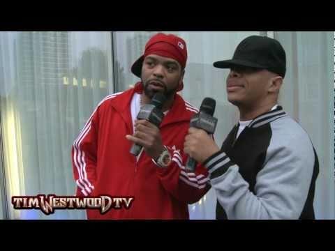 Method Man U-God *EXCLUSIVE* interview - Westwood