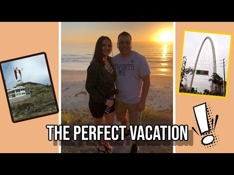 VACATION VLOG|| PART 1 TIJUANA