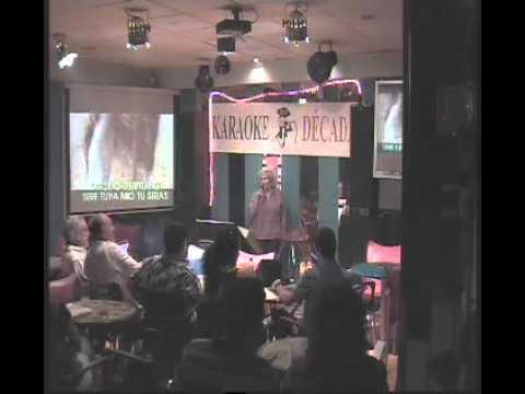 Karaoke decada novelda CONCURSO,M JOSE 2