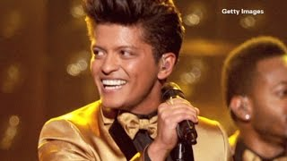 Bruno Mars' 'Carpool Karaoke' is '24k Magic'