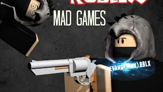 Best of Mad Games | ROBLOX|