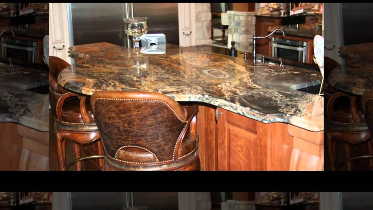 Elegant Custom Granite Countertoparble Countertops Atlanta Ga