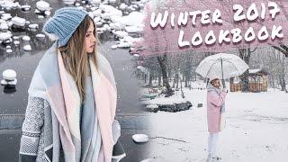 Winter Lookbook 2017 | 8 Winter Outfits | Japan Hokkaido