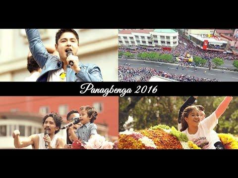 PANAGBENGA 2016 Baguio Flower Festival Grand Float Parade