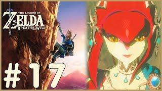Zelda: Breath Of The Wild - My Mipha Memory (17)