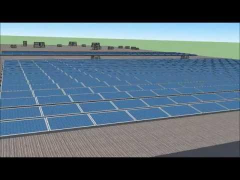 100 kW Tampa Solar Installation