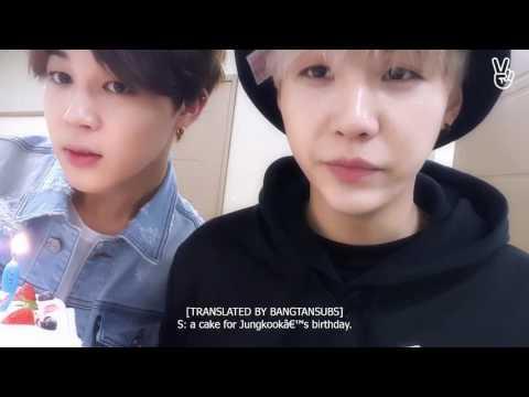 [Eng sub] BTS JUNGKOOK BRITHDAY 2015