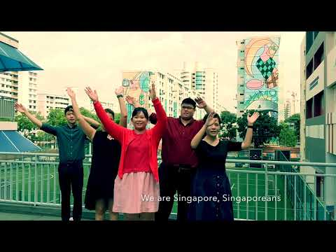 We Are Singapore 2018 NDP Theme Song (For educational purposes only)
