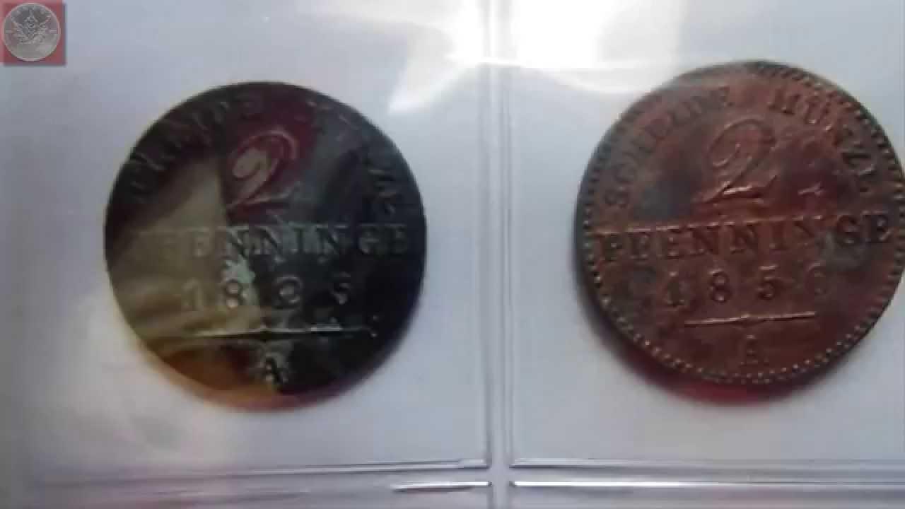 Sammlung Altdeutscher Kleinmünzen