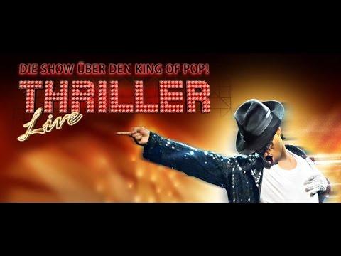 Premiere THRILLER LIVE 2017 am Deutschen Theater München