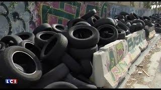 Marseille sous les ordures