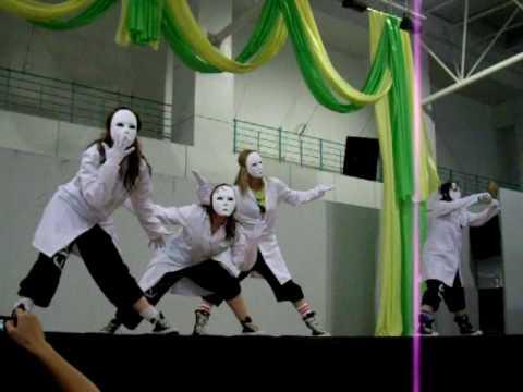 [HQ] DANCE XCHANGE 2009 - The Big Dance Company of England