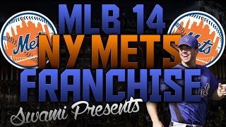 MLB 14 The Show Franchise (PS4) - New York Mets Ep. 21 | Playoff Preview