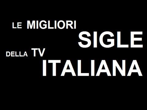 sigle programmi tv