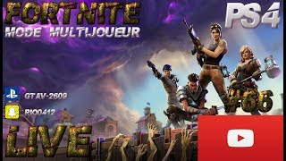 (PS4-en-LIVE) Fortnite ~ with my small cabbage