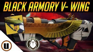 How Is It Now? | Vigilance Wing | PVP Gameplay Review | Destiny 2 Black Armory