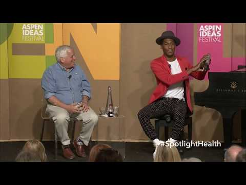 Music, Health, and Well-Being: Jon Batiste in Conversation with Walter Isaacson
