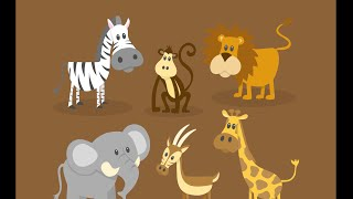 Адаптация животных. Развивающий и познавательный мультфильм.