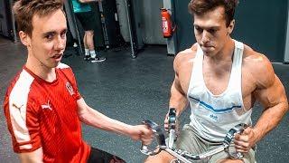 Ist das Österreichs neues Bodybuilding Talent?