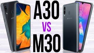 A30 vs M30 (Comparativo)