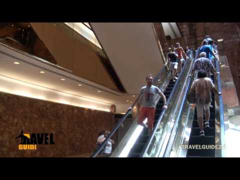 TRUMP TOWER  - TRAVEL GUIDE NYC