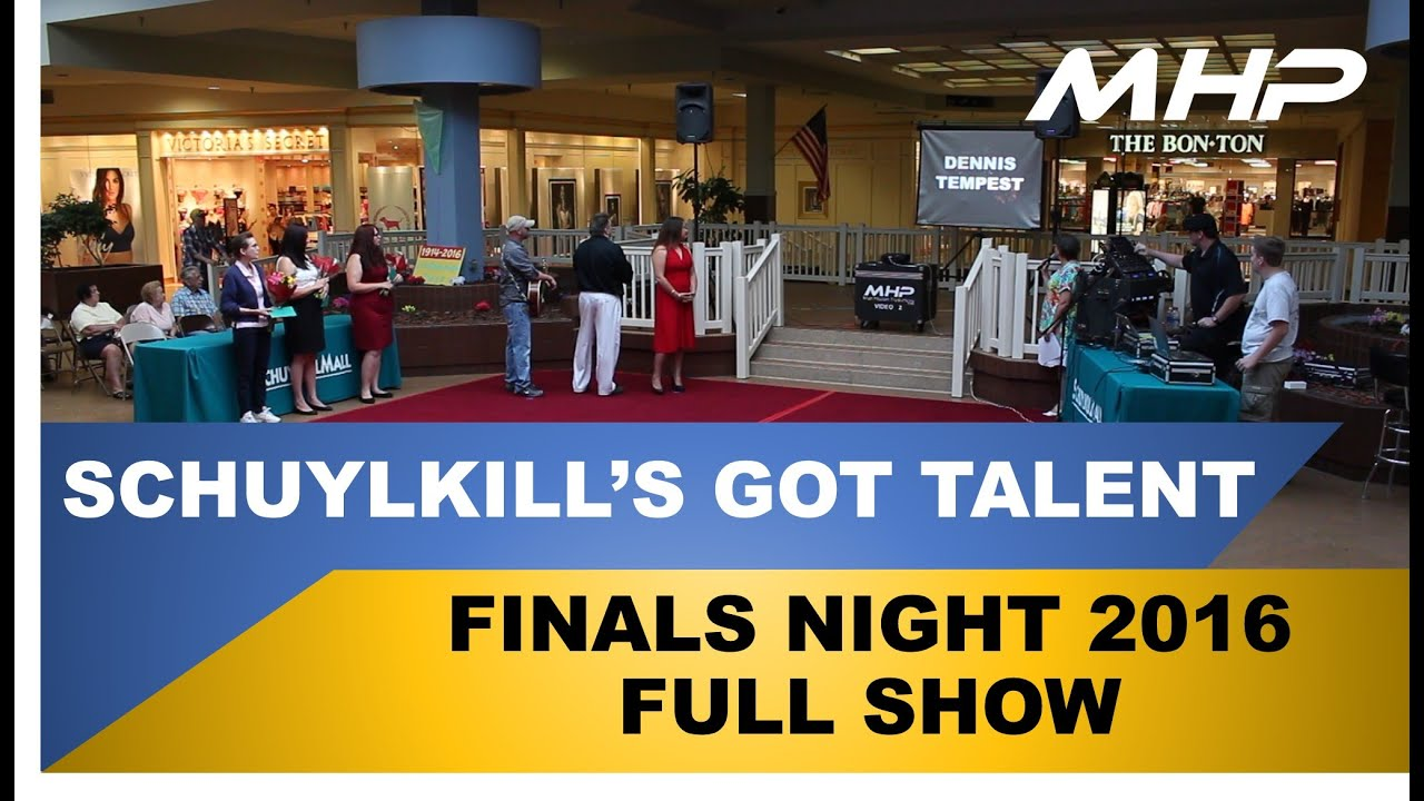 Schuylkill's Got Talent 2016 Finals - Full Show