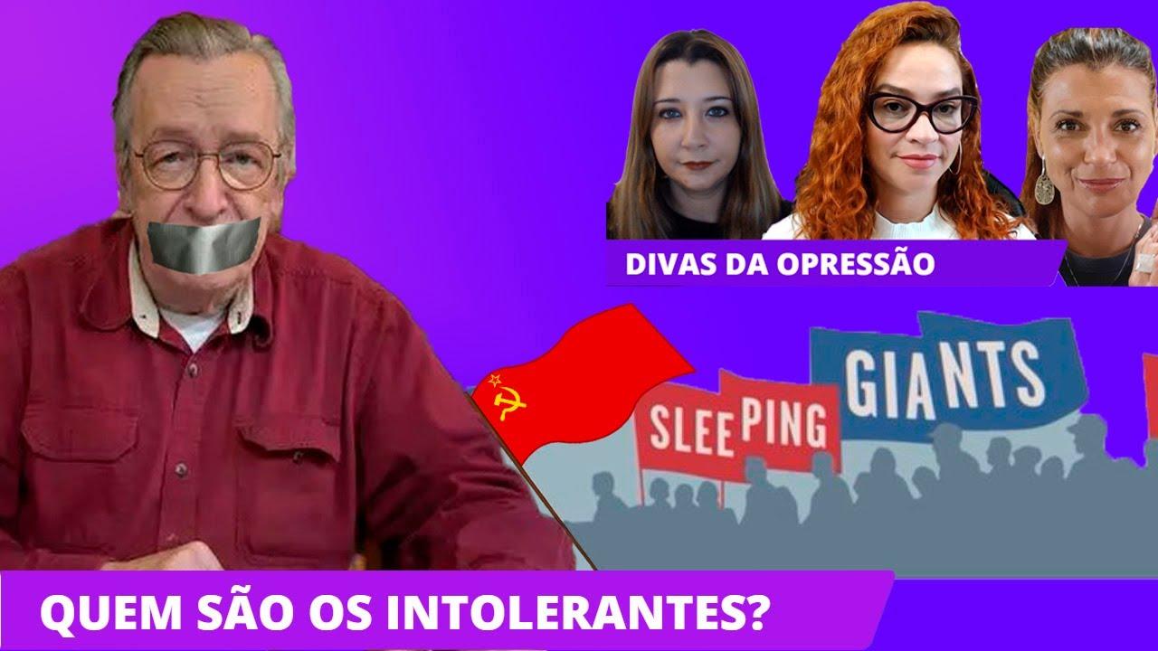 OLAVO DE CARVALHO CENSURADO